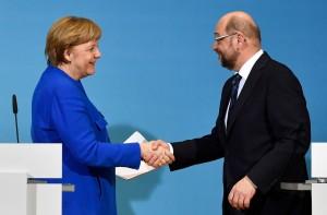 德國新政府成形 挨批像缺乏新血的政治恐龍