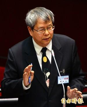 台灣是不是主權國家?陳師孟:目前只是地名