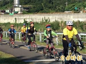 從景美溪到淡水河口 深坑國小學童騎單車寫畢業小論文