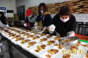 300個愛心便當助獨老   海鮮餐廳做公益