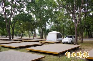 嘉縣盤點露營場 2公營合法、72民營全非法