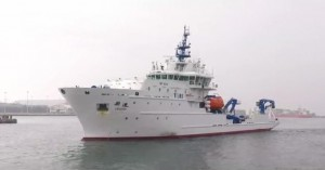 新海研船「勵進」抵台 5月試營運、9月首航