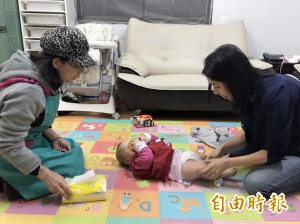 中市府到宅坐月子服務好 產婦考慮再生下一胎