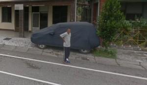 Google街景拍到丈夫生前身影 妻淚:真的很想念他...