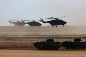 中國直升機1小時襲台?美飛官:台灣比阿富汗戰區可怕!