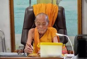 92歲高僧圓寂 肉身不壞還面帶微笑