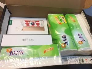 這賣家好貼心! 網購iPhone開箱讓人驚呼賺到啦