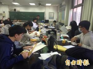 大學學測登場 台南1考區8人忘帶證件
