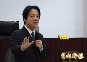台灣達成「非核家園」 賴清德:要有彰化縣幫忙