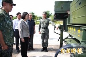 網友分享飛彈部隊動態   空軍司令部:全民有保密責任
