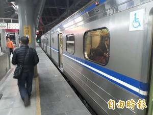 台鐵老舊電聯車廂升級 外觀彩繪導入屏東元素