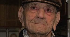 世界最年長男人逝世 享嵩壽112歲又189天