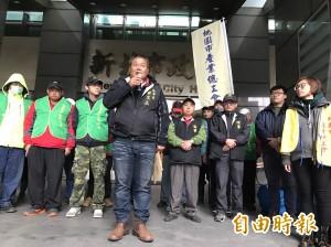 美麗華球場罷工落幕  工會改搭貨櫃屋長期抗戰