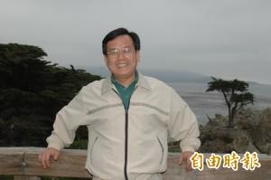 國民黨澎湖縣長徵召暫緩 賴峰偉參選記者會被迫延期