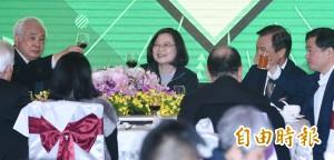 力挺蔡英文連任 姚嘉文掛保證:賴清德不選2020總統