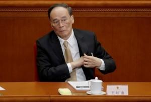 傳王岐山將接任國家副主席   外媒這樣分析