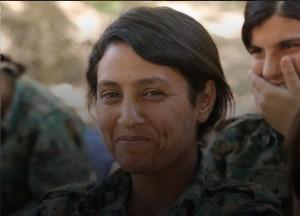 庫德族女兵遭反政府軍肢解 影片寄給人權組織