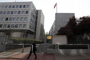 沒在怕制裁? 北韓駐德大使館 變武器零件採購站