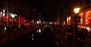 荷蘭紅燈區居民不爽 「純」觀光須背對性工作者櫥窗