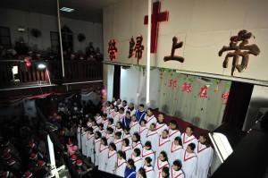 中國打壓宗教新手段 河南上千基督教家庭聚會遭查封