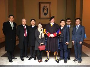梵諦岡與中國對話 立委轉述教廷:不涉建交議題