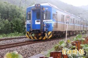 台鐵「紅眼」列車只打7折 陳金德:相當不滿意