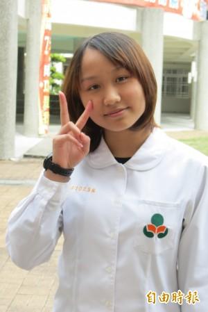 新台灣之女看CSI自學英文 錄取英國名校鑑識科學系