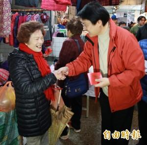 基隆市長選舉》藍擬提名謝立功 林右昌:穩紮穩打推市政