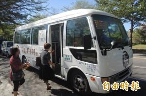 台東春節加開接駁公車 讓遊子好返鄉過年