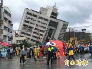 花蓮震災恐超過300戶需重建 傅崐萁提永久屋興建計畫