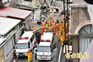 搜救人員挺進有生命徵象房間 未發現香港夫婦身影