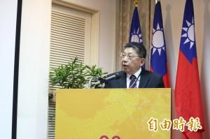國台辦直接向傅崐萁關切地震 林正義:台灣非地方政府