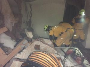 台中特搜隊震災支援完畢 返程看到車禍再救出3人