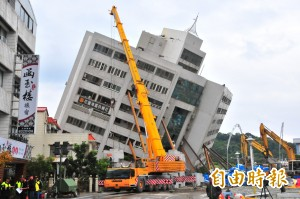 花蓮震垮兩棟飯店民宿 觀光局擬在旅宿網揭露耐震資訊