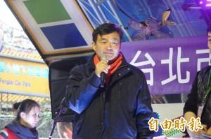 替民進黨輔選柯P推給洪耀福 洪:不知道他的意思