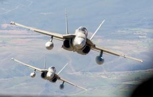 向美採購F-18戰機? 空軍司令部回應了