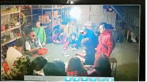 地下賭場防詐賭安裝監視器 反成警逮人鐵證