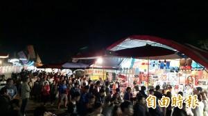 「租金最貴」潮州春節市集夯 人潮突破28萬