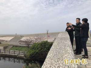 竹市擬砸近2億 翻新港南運河與17公里海岸景觀