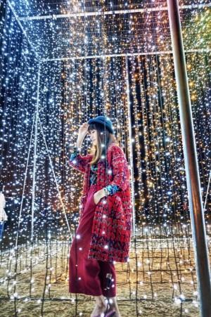 台灣燈會超夢幻  網美分享美拍技巧