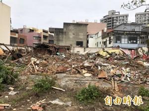 竹市「太原第」被強拆 文化局審議維持「暫定古蹟」