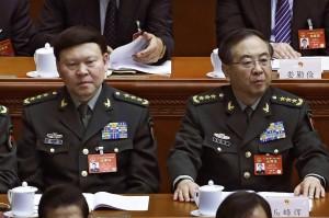 密謀政變?前共軍參謀長房峰輝 人大代表資格被拔掉