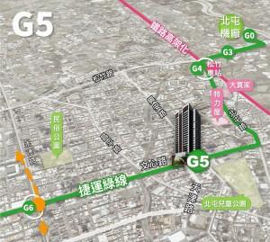 台中捷運綠線G5、G11站招商    投資額上看50億元