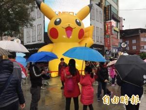台北燈節第二天 餐飲店生意增長較明顯