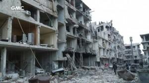 聯合國停火決議如廢紙 敘利亞居民:我們早就習慣了