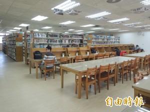 人均冊僅半本 竹北市圖藏書不及人口成長