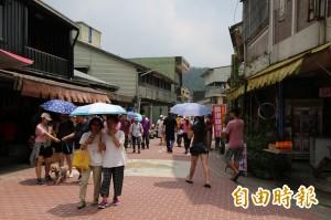 農曆春節來的晚 今年首月中國、港澳觀光客全都減