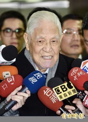 總統特赦扁?李登輝:司法解決 總統無權