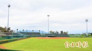 被列為C級球場 羅東棒球場今年投入3000萬改善