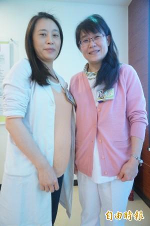 臺中醫院員工捐髮助癌患 8年捐出210公分